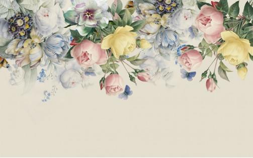 Краски цветов