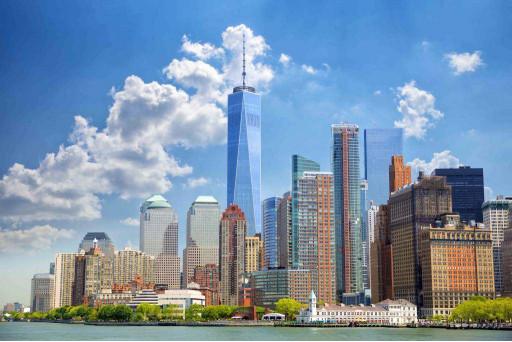 Красивый Нью-Йорк