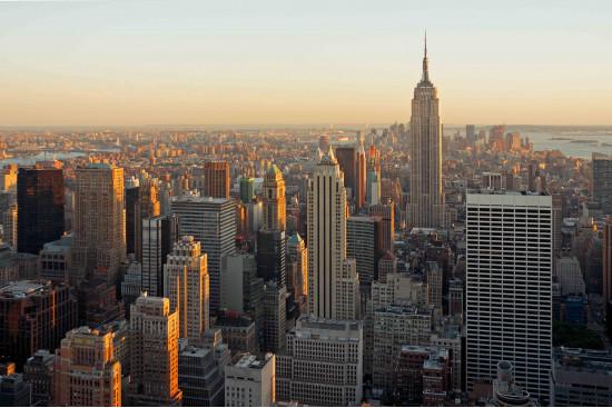 Небоскрёбы Нью-Йорка