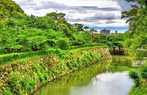 Канал и парк