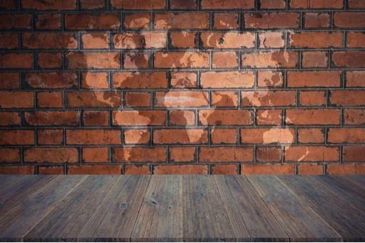 Мир на стене
