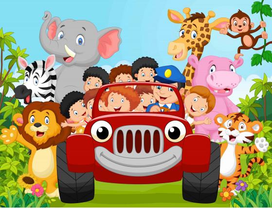 Автомобиль друзей