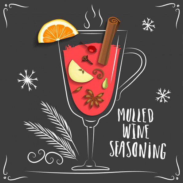 Mulled wine seasoning