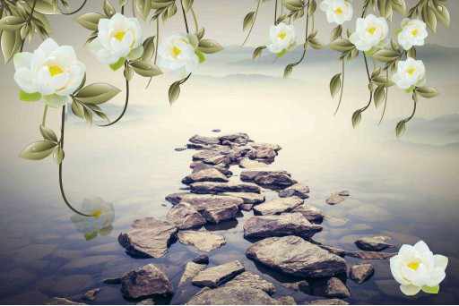 Дорога из камней