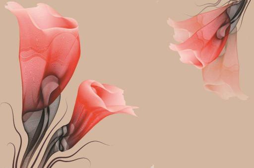 Дымчатые цветы