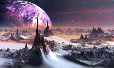 Космос и кратеры